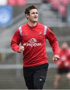 6 December 2018; Billy Burns during the Ulster Rugby Captain's Run at the Kingspan Stadium in Belfast. Photo by Oliver McVeigh/Sportsfile