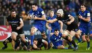 8 December 2018; James Ryan of Leinster is tackled by Dave Attwood of Bath during the European Rugby Champions Cup Pool 1 Round 3 match between Bath and Leinster at the Recreation Ground in Bath, England. Photo by Ramsey Cardy/Sportsfile