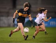 8 December 2018; Doireann O'Sullivan of Mourneabbey during the All-Ireland Ladies Football Senior Club Championship Final match between Foxrock-Cabinteely, Dublin, and Mourneabbey, Cork, at Parnell Park in Dublin. Photo by Stephen McCarthy/Sportsfile