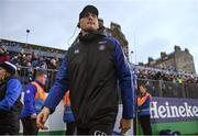 8 December 2018; Bath backs coach Girvan Dempsey ahead of the European Rugby Champions Cup Pool 1 Round 3 match between Bath and Leinster at the Recreation Ground in Bath, England. Photo by Ramsey Cardy/Sportsfile