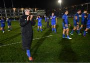 8 December 2018; Dan Leavy of Leinster following the European Rugby Champions Cup Pool 1 Round 3 match between Bath and Leinster at the Recreation Ground in Bath, England. Photo by Ramsey Cardy/Sportsfile