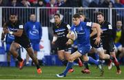 8 December 2018; Garry Ringrose of Leinster during the European Rugby Champions Cup Pool 1 Round 3 match between Bath and Leinster at the Recreation Ground in Bath, England. Photo by Ramsey Cardy/Sportsfile
