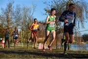 9 December 2018; Ciara Mageean of Ireland competing in the Senior Women's event during the European Cross Country Championships at Beekse Bergen Safari Park in Tilburg, Netherlands. Photo by Sam Barnes/Sportsfile