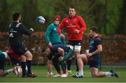 11 December 2018; CJ Stander during Munster Rugby squad training at the University of Limerick in Limerick. Photo by Diarmuid Greene/Sportsfile