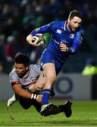 23 February 2018; Barry Daly of Leinster is tackled by Berton Klaasen of Southern Kings during the Guinness PRO14 Round 16 match between Leinster and Southern Kings at the RDS Arena in Dublin. Photo by Ramsey Cardy/Sportsfile