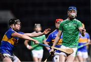 14 December 2018; David Reidy of Limerick in action against Dan McCormack of Tipperary during the Co-Op Superstores Munster Hurling League 2019 match between Limerick and Tipperary at the Gaelic Grounds in Limerick. Photo by Matt Browne/Sportsfile