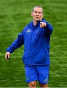 17 December 2018; Senior coach Stuart Lancaster during Leinster Rugby squad training at Energia Park in Donnnybrook, Dublin. Photo by Ramsey Cardy/Sportsfile