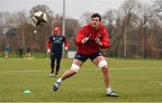 17 December 2018; Jean Kleyn during Munster Rugby squad training at the University of Limerick in Limerick. Photo by Diarmuid Greene/Sportsfile