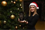 20 December 2018; Siobhán Killeen of Clontarf is presented with The Croke Park Hotel and LGFA Player of the Month award for December at The Croke Park Hotel in Jones Road, Dublin. Siobhán starred for her club in the All-Ireland Intermediate Club Final on December 8, scoring a remarkable individual tally of 5-4 as Clontarf defeated Emmet Óg at Parnell Park. Photo by Matt Browne/Sportsfile