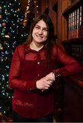20 December 2018; Katie Taylor poses for a portrait following a press conference at the County Club in Dunshaughlin, Co Meath. Photo by Sam Barnes/Sportsfile