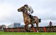 28 December 2018; Faugheen, with Ruby Walsh up, on their first time round during the Squared Financial Christmas Hurdle during day three of the Leopardstown Festival at Leopardstown Racecourse in Dublin. Photo by David Fitzgerald/Sportsfile