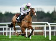 28 December 2018; Faugheen, with Ruby Walsh up, during the Squared Financial Christmas Hurdle during day three of the Leopardstown Festival at Leopardstown racecourse in Dublin. Photo by Barry Cregg/Sportsfile