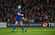 29 December 2018; Tadhg Furlong of Leinster leaves the field after being shown a yellow card by referee Frank Murphy during the Guinness PRO14 Round 12 match between Munster and Leinster at Thomond Park in Limerick. Photo by Diarmuid Greene/Sportsfile