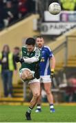 2 December 2018; Cian Mulligan of Gaoth Dobhair during the AIB Ulster GAA Football Senior Club Championship Final match between Gaoth Dobhair and Scotstown at Healy Park in Tyrone. Photo by Oliver McVeigh/Sportsfile