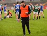 2 December 2018; Gaoth Dobhair manager Mervyn O'Donnell during the AIB Ulster GAA Football Senior Club Championship Final match between Gaoth Dobhair and Scotstown at Healy Park in Tyrone. Photo by Oliver McVeigh/Sportsfile