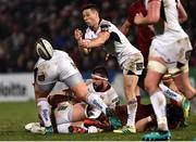 21 December 2018; John Cooney of Ulster during the Guinness PRO14 Round 11 match between Ulster and Munster at the Kingspan Stadium in Belfast. Photo by Oliver McVeigh/Sportsfile
