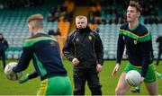 30 December 2018; Donegal selector Stephen Rochford before the Bank of Ireland Dr McKenna Cup Round 1 match between Donegal and QUB at MacCumhaill Park in Ballybofey, Donegal. Photo by Oliver McVeigh/Sportsfile
