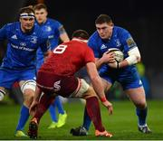 29 December 2018; Tadhg Furlong of Leinster during the Guinness PRO14 Round 12 match between Munster and Leinster at Thomond Park in Limerick. Photo by Ramsey Cardy/Sportsfile