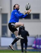 31 December 2018; Barry Daly during Leinster Rugby squad training at Energia Park in Donnybrook, Dublin. Photo by Ramsey Cardy/Sportsfile