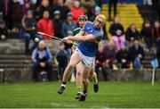 5 January 2019; Mark Kehoe of Tipperary scores his side's second goal during the Co-Op Superstores Munster Hurling League 2019 match between Tipperary and Kerry at MacDonagh Park in Nenagh, Co. Tipperary. Photo by Eóin Noonan/Sportsfile