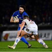 5 January 2019; Barry Daly of Leinster during the Guinness PRO14 Round 13 match between Leinster and Ulster at the RDS Arena in Dublin. Photo by Ramsey Cardy/Sportsfile