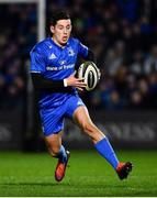 5 January 2019; Noel Reid of Leinster during the Guinness PRO14 Round 13 match between Leinster and Ulster at the RDS Arena in Dublin. Photo by Ramsey Cardy/Sportsfile