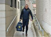 6 January 2019; Donegal selector Stephen Rochford arrives before the Bank of Ireland Dr McKenna Cup Round 2 match between Down and Donegal at Pairc Esler, Newry, Co. Down. Photo by Oliver McVeigh/Sportsfile