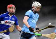 6 January 2019; Fintan McGibb of Dublin in action against Eric Killeen of Laois during the Bord na Mona Walsh Cup Round 3 match between Laois and Dublin at O'Moore Park in Portlaoise, Laois. Photo by Brendan Moran/Sportsfile