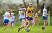 6 January 2019; Jamie Barron of Waterford during the Co-Op Superstores Munster Hurling League 2019 match between Waterford and Clare at Fraher Field in Waterford. Photo by Matt Browne/Sportsfile