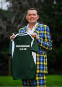 7 January 2019; Doddie Weir was speaking to media in Dublin today ahead of the Ireland v England Rugby Legends match taking place in the RDS on Friday, 1st February. All proceeds from this great event will be split among the My Name'5 Doddie Foundation, Rugby Players Ireland Foundation, Restart Rugby, the IRFU Charitable Trust and Irish motor neurone charities. For tickets search #RugbyLegends or visit Ticketmaster. Pictured is Doddie Weir. Photo by Ramsey Cardy/Sportsfile