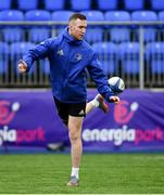 7 January 2019; Rory O'Loughlin during Leinster Rugby squad training at Energia Park in Donnybrook, Dublin. Photo by Ramsey Cardy/Sportsfile