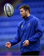 7 January 2019; Ross Byrne during Leinster Rugby squad training at Energia Park in Donnybrook, Dublin. Photo by Ramsey Cardy/Sportsfile