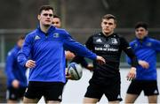 7 January 2019; Conor O'Brien during Leinster Rugby squad training at Energia Park in Donnybrook, Dublin. Photo by Ramsey Cardy/Sportsfile