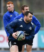 7 January 2019; Cian Healy during Leinster Rugby squad training at Energia Park in Donnybrook, Dublin. Photo by Ramsey Cardy/Sportsfile