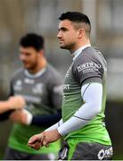8 January 2019; Cian Kelleher during Connacht Rugby squad training at the Sportsground in Galway. Photo by Seb Daly/Sportsfile