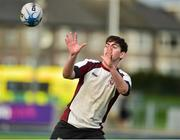 9 January 2019; Daniel Morgan of Gormanstown College during the Bank of Ireland Vinnie Murray Cup Round 1 match between Catholic University School and Gormanstown College at Energia Park in Dublin. Photo by Matt Browne/Sportsfile