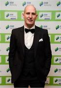 11 January 2019; Dundalk goalkeeper Gary Rogers in attendance during the SSE Airtricity Soccer Writers' Association of Ireland Awards 2018 at the Conrad Hotel in Dublin. Photo by Stephen McCarthy/Sportsfile