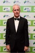 11 January 2019; Republic of Ireland manager Mick McCarthy in attendance during the SSE Airtricity Soccer Writers' Association of Ireland Awards 2018 at the Conrad Hotel in Dublin. Photo by Stephen McCarthy/Sportsfile