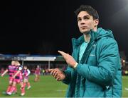 11 January 2019; Joey Carbery of Munster following the Heineken Champions Cup Pool 2 Round 5 match between Gloucester and Munster at Kingsholm Stadium in Gloucester, England. Photo by Seb Daly/Sportsfile