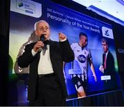 11 January 2019; Former Republic of Ireland kit manager Charlie O'Leary during the SSE Airtricity Soccer Writers' Association of Ireland Awards 2018 at the Conrad Hotel in Dublin. Photo by Stephen McCarthy/Sportsfile