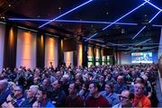 12 January 2019; A general view of attendees at The GAA Games Development Conference, in partnership with Sky Sports, which took place in Croke Park on Friday and Saturday. A record attendance of over 800 delegates were present to see over 30 speakers from the world of Gaelic games, sport and education. Croke Park, Dublin. Photo by Piaras Ó Mídheach/Sportsfile