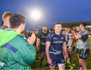 12 January 2019; Chris Ashton of Sale Sharks walks off following the Heineken Challenge Cup Pool 3 Round 5 match between Connacht and Sale Sharks at the Sportsground in Galway. Photo by Harry Murphy/Sportsfile