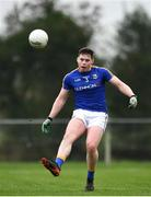 12 January 2019; Andrew Farrell of Longford during the Bord na Mona O'Byrne Cup semi-final match between Westmeath and Longford at Downs GAA Club in Westmeath. Photo by Sam Barnes/Sportsfile