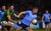 12 January 2019; Callum Pearson of Dublin in action against Conor McGill of Meath during the Bord na Mona O'Byrne Cup semi-final match between Dublin and Meath at Parnell Park in Dublin. Photo by Sam Barnes/Sportsfile
