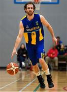 12 January 2019; Barry Drumm of UCD Marian during the Hula Hoops Men's Pat Duffy National Cup semi-final match between UCD Marian and Belfast Star at the Mardyke Arena UCC in Cork.  Photo by Brendan Moran/Sportsfile