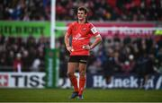 12 January 2019; Billy Burns of Ulster during the Heineken Champions Cup Pool 4 Round 5 match between Ulster and Racing 92 at the Kingspan Stadium in Belfast, Co. Antrim. Photo by David Fitzgerald/Sportsfile