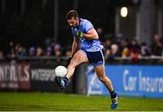12 January 2019; Seán McMahon of Dublin during the Bord na Mona O'Byrne Cup semi-final match between Dublin and Meath at Parnell Park in Dublin. Photo by Sam Barnes/Sportsfile