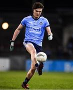 12 January 2019; Nathan Doran of Dublin during the Bord na Mona O'Byrne Cup semi-final match between Dublin and Meath at Parnell Park in Dublin. Photo by Sam Barnes/Sportsfile