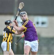 13 January 2019; Conor McDonald of Wexford during the Bord na Mona Walsh Cup semi-final match between Wexford and Kilkenny at Bellefield in Wexford. Photo by Matt Browne/Sportsfile