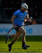 13 January 2019; Liam Rushe of Dublin during the Bord na Mona Walsh Cup semi-final match between Dublin and Galway at Parnell Park in Dublin.  Photo by Ramsey Cardy/Sportsfile